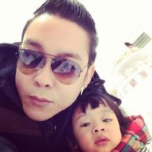 ยี่หวา-ยูจิน เจ้าตัวเล็กสุดน่ารัก ร่าเริงของ คุณพ่อโจ๊ก โซคูล