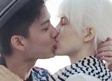 'กอล์ฟ' มั่นจูบ 'เคธี่' ไม่น่าเกลียดลั่นคำกล้าทำแบบนี้กับแฟนคนเดียว