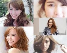5 สาวเน็ตไอดอลยุคแรก สวยใสไม่พึ่งแอพฯ