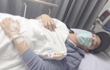 ด่วน !! หมาก ปริญ ป่วยหนักโดนหามเข้าโรงพยาบาล