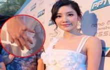 ชัดเจน!! แตงโม ไม่พร้อมเปิดใจ ยังใส่แหวนวงนี้ไว้ตลอด!!!