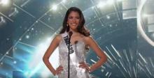 แนท อนิพรณ์ ประชันโฉมรอบพรีลิม บนเวที Miss Universe 2015