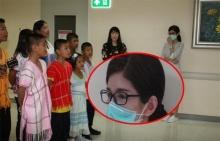 โบว์ น้ำตาซึม!กลุ่มเด็กมูลนิธิฯที่ ปอ อุปถัมภ์ มาร้องเพลงให้กำลังใจ