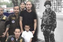 แบงค์ แคลช ลั่น เท่ห์ชิบหาย!! หลังเห็น ชิน ในชุดทหาร