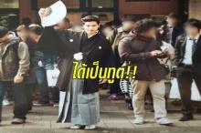 หล่อเก่งครบสูตร! เจมส์ จิรายุ ถูกเลือกเป็นทูตสันถวไมตรี 130 ปีความสัมพันธ์ทางการทูตไทย-ญี่ปุ่น