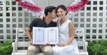 """""""แมน การิน"""" ควง """"เกล"""" จดทะเบียนสมรสแล้ว!! เป็นของขวัญวันเกิด"""
