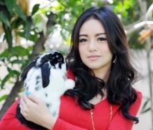 """""""แนนนี่"""" ผวา!กระต่ายบ้า ยืนยันดูแลดี"""