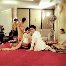 (คลิป)Wedding Presentationเพี๊ยซ - มิกกี้