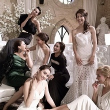 สวยสะเด็ด ทั้ง 7 สาว แก๊งนางฟ้า งามทุกท่วงท่า และอิริยาบถ จริงๆ
