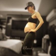 เมย์ เฟื่อง อัพเดต พัฒนาการลูกน้อยในท้อง 7 เดือนแล้ว