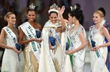 พอลลี่ สาวไทยคว้า รองอันดับ2 MISS INTERNATIONAL 2014