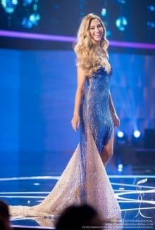 Top 15 ชุดราตรียอดเยี่ยม Miss Grand International 2015