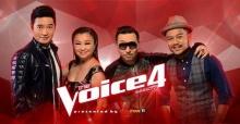 รอบแสดงสด The Voice โค้ชทั้งสี่เหลือใครในทีมบ้าง?