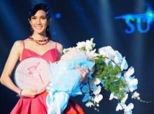 น้องเนย ปภาดาสาวรั้วแม่โดม คว้าตำแหน่งไทยซูเปอร์โมเดล 2015