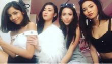 4สาวแซ่บ The Face โชว์ลีลาร้องเพลงเซ็กซี่หนุ่มๆมีสะท้าน!!