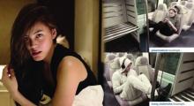 เจนี่ - กึ้ง อัพรูปพร้อมโพสต์แคปชั่นเดียวกัน