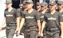 """เผยภาพ """"ชิน-ชาโน-กวิน"""" 3 พลทหารดาราดัง ฝึกจะครบ 1 เดือน เตรียมให้ญาติเยี่ยม"""