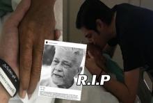 เศร้า ป๋าเดียร์ ชุมพร เทพพิทักษ์ เสียชีวิตแล้ว
