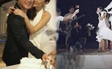 น่ารักมาก! นักร้องหนุ่มดัง ทำเซอร์ไพรส์ขอภรรยาแต่งงาน หลังมีลูกด้วยกัน 2 คน!