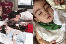 สุดประทับใจ เบลล่า เดินทางไปเยี่ยม น้องโจ ป่วยหนักด้วยมะเร็งต่อมน้ำเหลือง