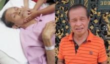 'เพชร ดาราฉาย' ป่วยมะเร็ง-ลุกลามเต็มช่องท้อง หมอรักษาไม่ได้แล้ว โอกาสรอดน้อย