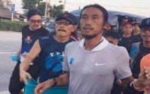 """อาหลานขวัญใจคนไทย!! """"อาแอ๊ด คาราบาว"""" ร่วมวิ่งกับ """"หลานตูน"""" บริจาคเงินส่วนตัวเท่านี้!!?"""