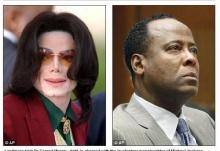 ผงะโชว์รูปศพไมเคิล แจ๊กสัน เปิดคดีเอาผิดหมอประจำตัว