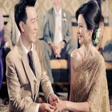 คลิปบรรยากาศงานแต่งงานของลิซ่าผู้กาศข่าวสาวช่อง5