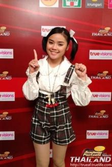 แตงไทยV10 สาวน้อยตัวเล็กแต่ใจไม่เล็กตกรอบWeek 10