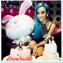 (เก็บตก) ปาร์ตี้วันเกิดสาวเซ็กซี่ กระต่าย ทรรศิกา