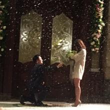สุดเซอร์ไพรส์!!! น็อต คุกเข่าขอ ชมพู่ แต่งงาน