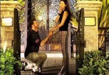 ฝน ปลื้ม...แฟนฝรั่ง ขอแต่งงาน!
