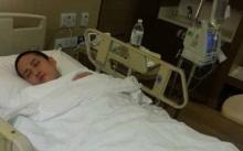 'ไมค์ พิรัชต์' ป่วย! อีกราย ไข้ขึ้นสูง ต้องหามส่งโรงพยาบาล