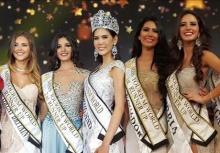 สาวสวยวัย 20 นุช นุชนรินทร์ คว้าตำแหน่ง Miss Tourism World 2015