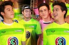 มหกรรมความบันเทิงฉลอง 46 ปีไทยทีวีสีช่อง3 ภารกิจรัก Love Mission