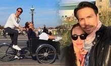 ชีวิตดี๊ดี เจนสุดา อุ้มท้อง5เดือน ควงสามีเที่ยวยุโรป