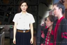 'ริชชี่' นางเอกดัง สืบเชื้อสายเผ่าลาหู่ พาครอบครัว ร่วมอาลัยพ่อหลวง
