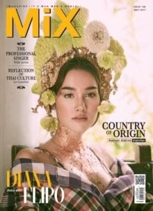 เดียร์น่า ฟลีโป เซ็กซี่กรุบกริบขึ้นปกนิตยสาร MiX