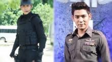 ภูมิใจมาก!  พอร์ช สุดปลื้ม รับบทตำรวจในละคร ถึงไม่ได้เป็นตำรวจ แต่ก็ได้ใส่!!