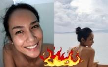 มาดู!! คุณจิล ในละครเพลิงบุญ กับชีวิตจริง หน้าสดยังสวย อวดหุ่นแซ่บริมทะเล!!