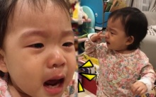 """ไม่ร้องนะลูก!!! เมื่อ """"เป่าเปา"""" ร้องไห้งอแง สาเหตุเกิดจากสิ่งนี้? (มีคลิป)"""