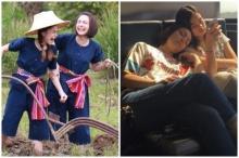 จอย-แอลลี่ สองแม่ลูก เผยแล้วความสุขที่แท้จริงคืออะไร