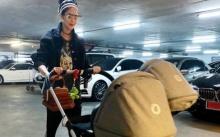 ชมพู่ อารยา พาลูกแฝดออกเที่ยวเล่น ซูมรถเข็นเด็กอลังการมาก!