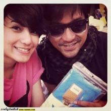 ฤกษ์ดี 2012 คู่รักดาราต่อคิววิวาห์เพียบ!:หนุ่ม อรรถพร - ฝ้าย อรินลดา
