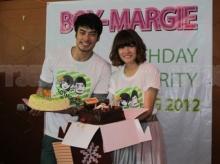 'บอย-มาร์กี้'ควงคู่ทำบุญวันเกิด รู้สึกดีแฟนคลับลุ้นคู่จิ้น