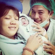 จั๊ก ชวิน จิตรสมบูรณ์ เป็นคุณพ่อแล้ว!