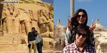 หลุยส์-นุ่นเผยทริปควงเที่ยวอียิปต์สุดสวีท!