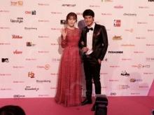 ยุนอึนเฮ ควงคู่ บอย ปกรณ์พร้อมดารา-นักร้องคับคั่งร่วมงานทรูวิชั่นส์ ปาร์ตี้