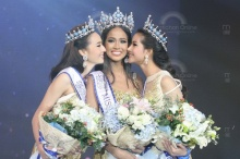 น้องเมญ่า สาววัย 22 คว้ามงกุฏ มิสไทยแลนด์เวิลด์ 2014