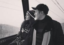 ทริปส์หนาวๆ ของ พิ้งกี้และ คุณ สามี  ที่ญี่ปุ่น